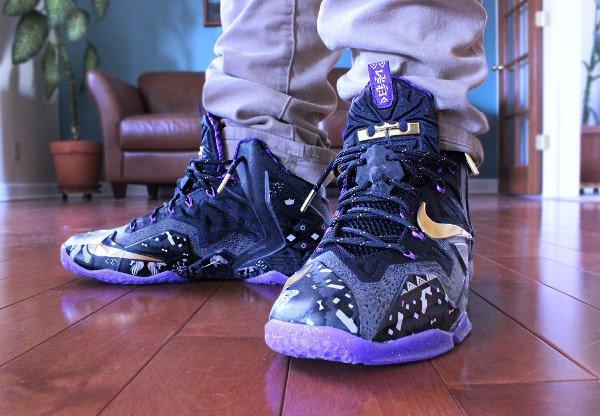 16 Nike Lebron 11 BHM - @christopherLom