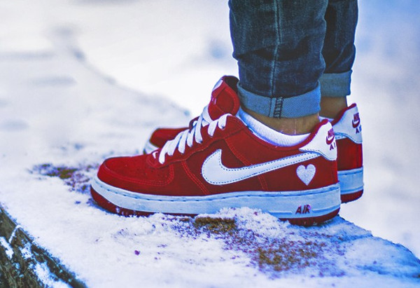 new style 80007 1ae80 Nike Air Force 1  Valentine s Day  – Fotonogg (2003)