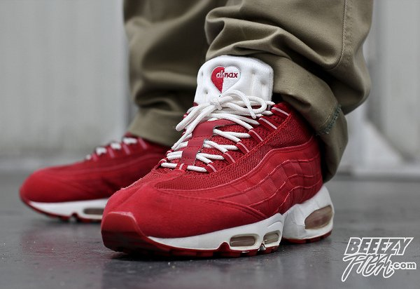 2004 Nike Air Max 95 Valentine s Day