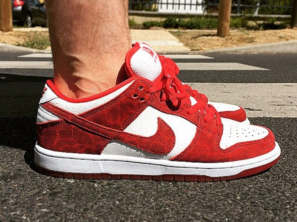 2014 - Nike Dunk Low SB Valentine s Day - @al_ex_kicks