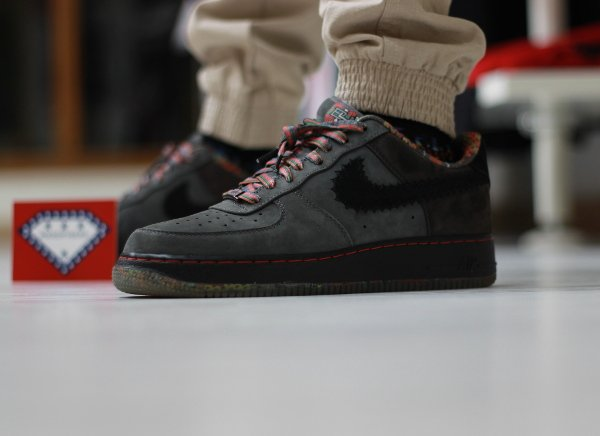 5 Nike Air Force 1 Low BHM - Drsouce