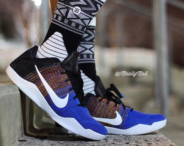 8 Nike Kobe 11 BHM - @maallymall