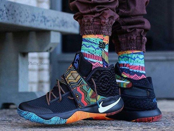9 Nike Kyrie 2 BHM - @philly_com