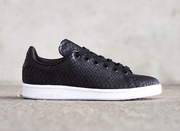 Le pack Adidas Stan Smith 'Reptile Snake' (White & Black)