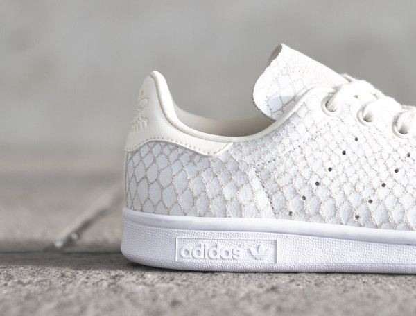 info pour 3758b 04228 Le pack Adidas Stan Smith 'Reptile Snake' (White & Black)
