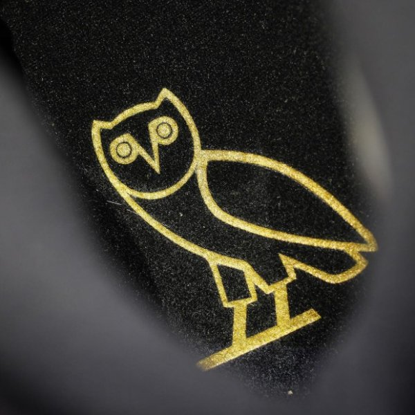 Air Jordan 10 Retro OVO Black Metallic Gold (10)