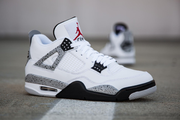 Air Jordan IV Retro 'Cement' 2016