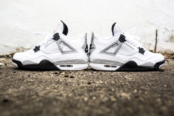 Air Jordan 4 Retro White Cement 2016 (4)