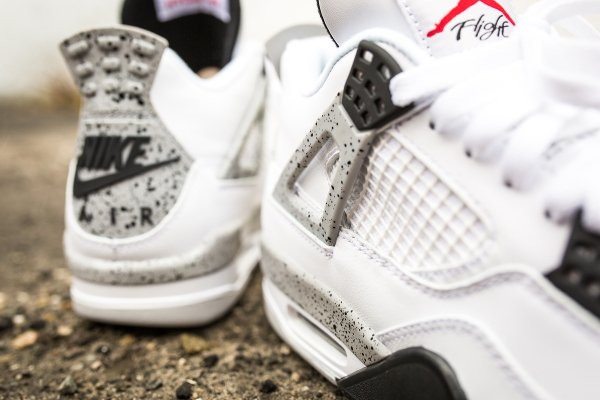 Air Jordan 4 Retro White Cement 2016 (5)
