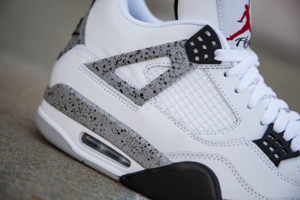 Air Jordan 4 Retro White Cement 2016 (6)