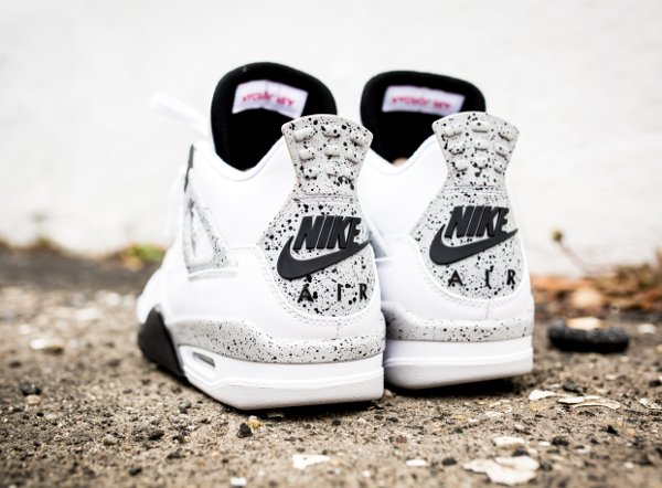 Air Jordan 4 Retro White Cement 2016 (7)