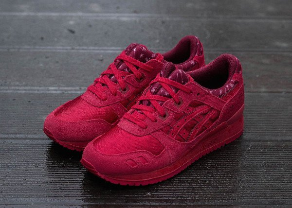 Asics Gel Lyte 3 rouge Valentine s Day 2016 (1)
