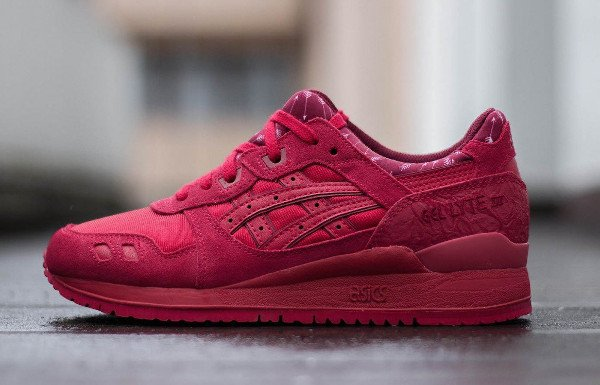 Asics Gel Lyte 3 rouge Valentine s Day 2016 (4)