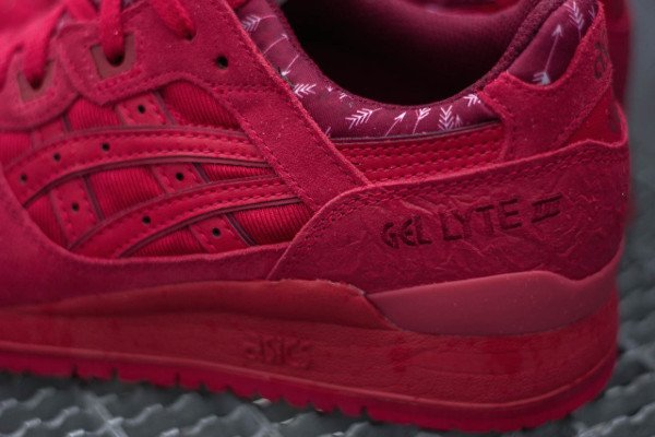 Asics Gel Lyte 3 rouge Valentine s Day 2016 (6)