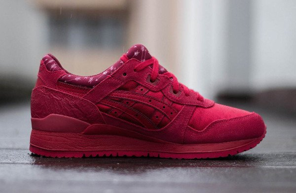 Asics Gel Lyte 3 rouge Valentine s Day 2016 (8)