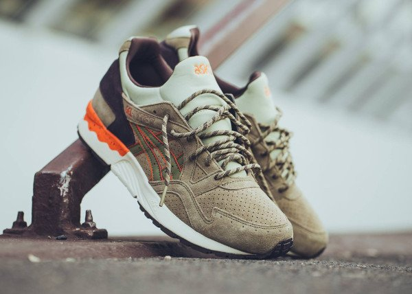 Asics Gel Lyte 5 Scorpion Light Olive (1)