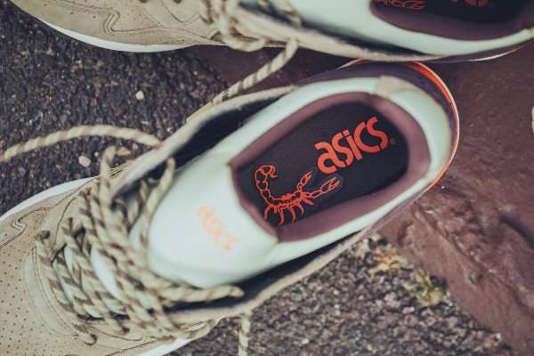 Asics Gel Lyte 5 Scorpion Light Olive (2)