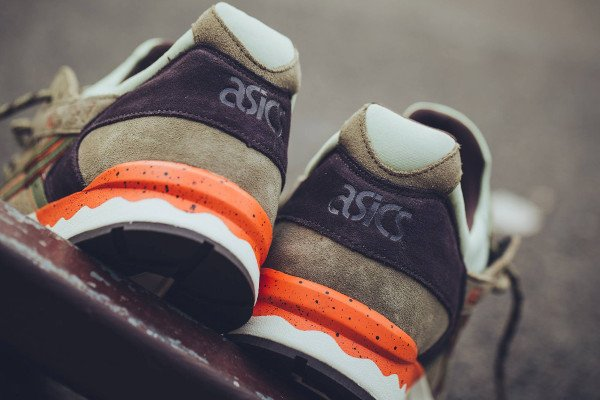 Asics Gel Lyte 5 Scorpion Light Olive (5)