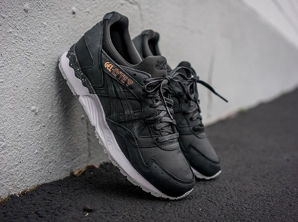 Asics Gel Lyte V Rose Gold Black (2)