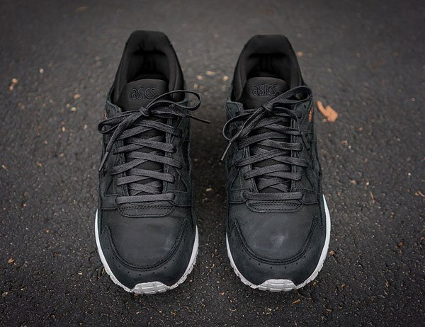 Asics Gel Lyte V Rose Gold Black (3)