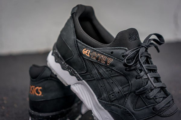 Asics Gel Lyte V Rose Gold Black (6)