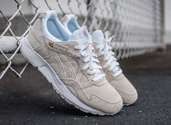 Asics Gel Lyte V Rose Gold White (0)