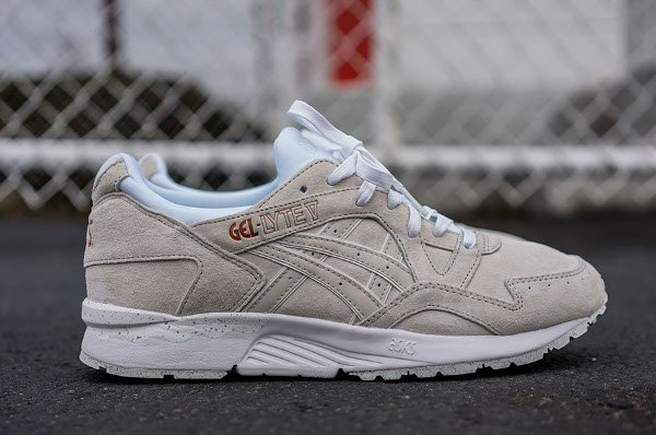 Asics Gel Lyte V Rose Gold White (1)