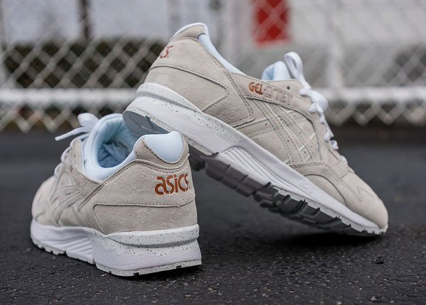 Asics Gel Lyte V Rose Gold White (2)