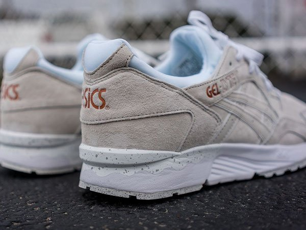 Asics Gel Lyte V Rose Gold White (4)