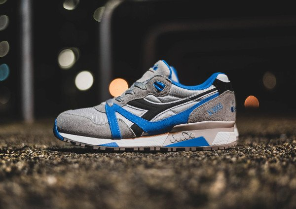 Diadora N9000 Nylon 'Blue Angel Falls' (Made in Italy)