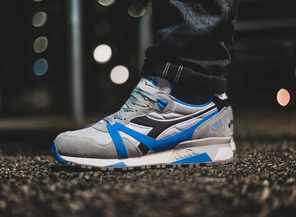 Diadora N9000 Nylon Blue Angel Falls (2)