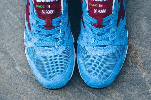 Diadora N9000 Silver Lake Blue Tibetan (Made in Italy) (5)