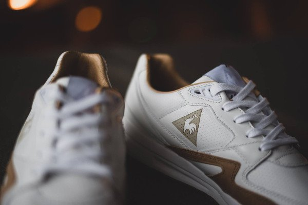 Le Coq Sportif LCS R800 Optical White (Made in France) (3)