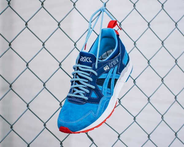 Mita Sneakers x Asics Gel Lyte 5 Blue Navy (2)