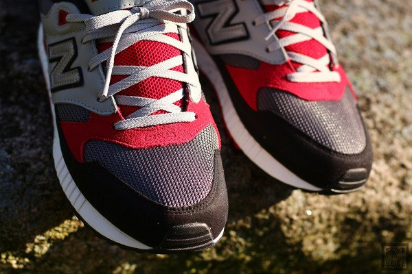 New Balance M530 PSB 90s Running Leather pas cher (5)