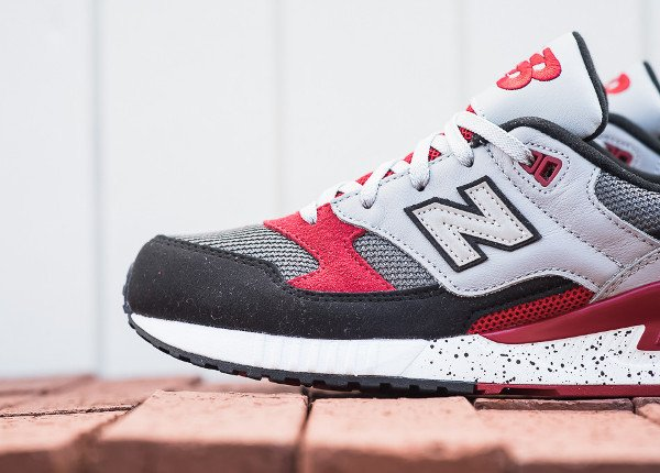 New Balance M530PSB Grey Red White (3)