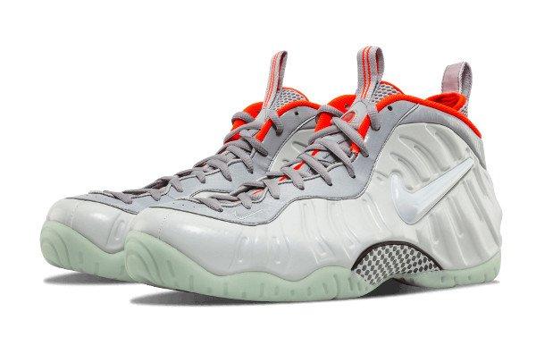 Nike Air Foamposite Pure Platinum