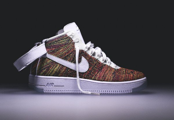 Nike Air Force 1 Ultra Flyknit Multicolor (1-1)