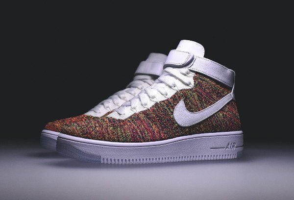 Nike Air Force 1 Ultra Flyknit Multicolor (1)