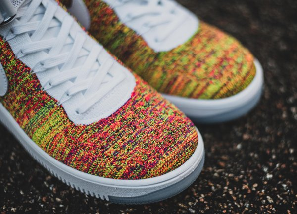 Nike Air Force 1 Ultra Flyknit Multicolor (2)