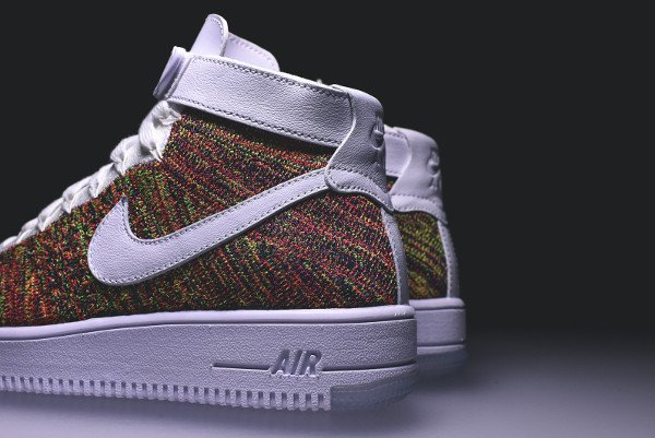 Nike Air Force 1 Ultra Flyknit Multicolor (3-1)