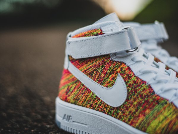 Nike Air Force 1 Ultra Flyknit Multicolor (3)