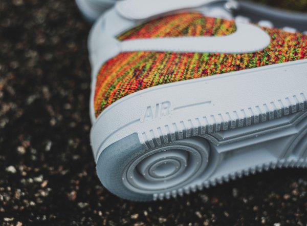 Nike Air Force 1 Ultra Flyknit Multicolor (4)