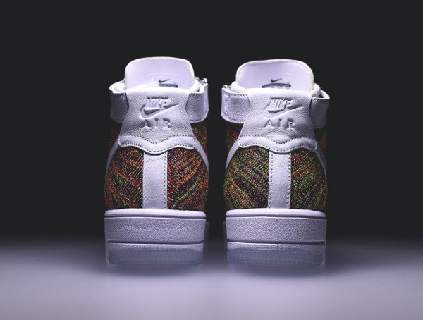 Nike Air Force 1 Ultra Flyknit Multicolor (5-1)