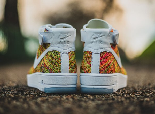 Nike Air Force 1 Ultra Flyknit Multicolor (5)