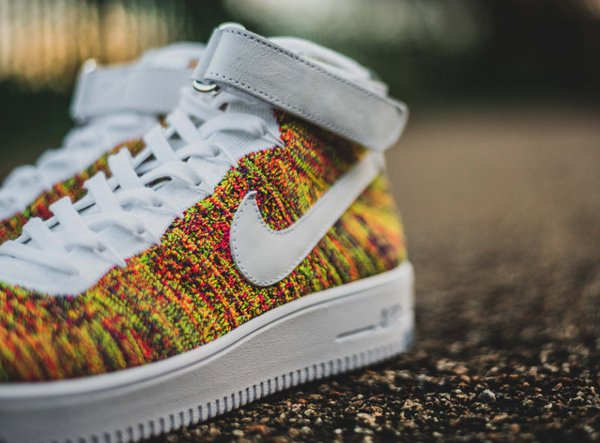 Nike Air Force 1 Ultra Flyknit Multicolor (6)