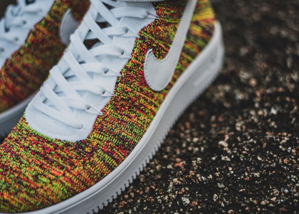 Nike Air Force 1 Ultra Flyknit Multicolor (7)