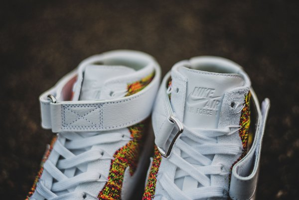 Nike Air Force 1 Ultra Flyknit Multicolor (8)
