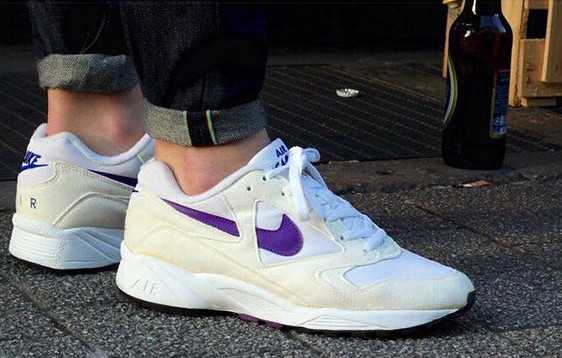 Nike Air Icarus Extra White Purple (1993) - @julius.bru