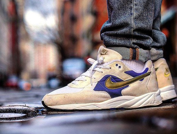 Nike Air Icarus OG White Purple Gold (1992) - @mattp_82 (1)